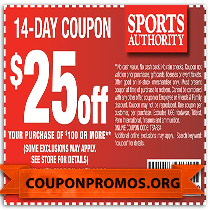 The Sports Authority is a full-line sporting goods and sports equipment chain. Shop hundreds of products including equipment, fitness gear, footwear, and apparel from brands like Nike, Adidas, Asics, Under Armour, The North Face, Bowflex, and more.