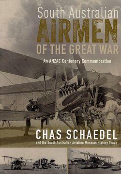 South Australian Airmen of the Great War