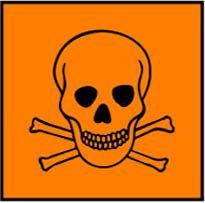 Simbol Bahan Kimia Beracun