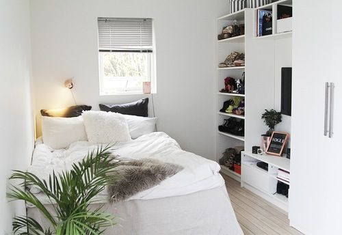 THIS LOOKS EXACTLY LIKE MY ROOM EXCEPT THE EXPENSIVE SHOES AND PLANT !!!!!!! - aria