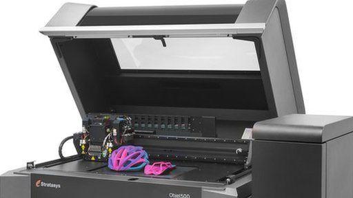 Stratasys launches multi-material colour 3D printer