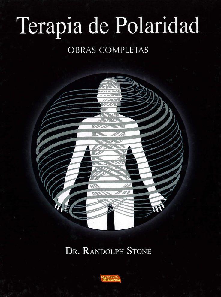 Terapia de Polaridad-Obras Completas de Dr.Randolph Stone editado por Escuelas de Misterios. El Dr. Stone, cree que el cuerpo humano es el templo del Poder Creativo de la Vida, y que contiene los secretos hacia los que se dirigen todas las aspiraciones humanas. Este libro es una mina de oro, en cuanto a los principios del equilibrio de las energías y de numerosas Técnicas Terapéuticas, que podrán ser empleadas por terapéutas de todo el mundo.