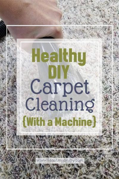 Cleaning Your Carpet Is A Way To Introduce Toxic Chemicals Into Your