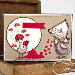 Crazy Crafters Team Project Highlights   Vote For Your Favourite. Valentine  CardsValentinesValentine ...