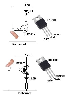 S Led Electronics Projectson Electronic Timer Circuit