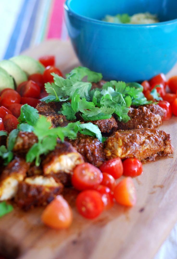 Frango com curry sem carboidratos 1