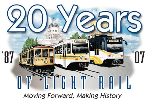 Siemens Sacramento Light Rail | The Sacramento Regional Transit District invites you to