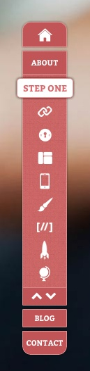 #mouseover menu - http://ideakites.com/#top