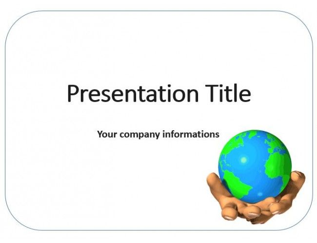 110 best powerpoint templates images on pinterest download free animated earth powerpoint templates toneelgroepblik Image collections
