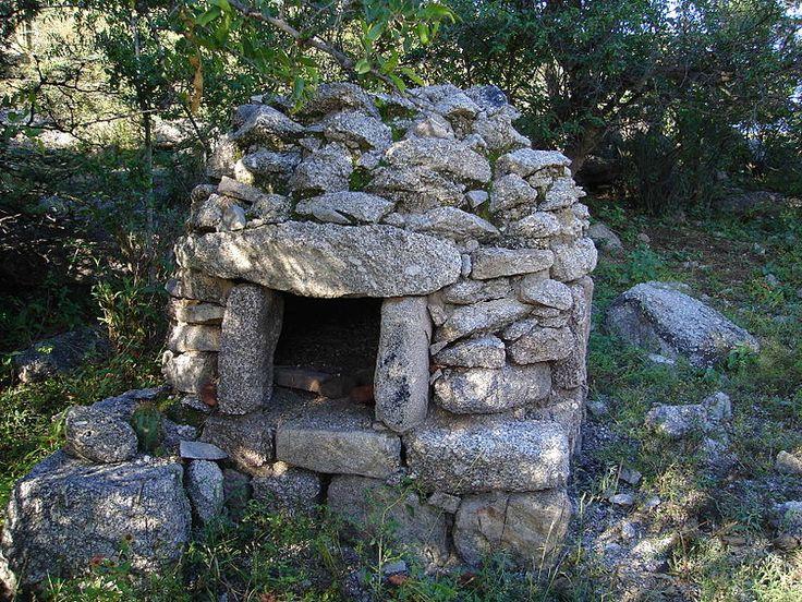 Horno de piedra hornos pinterest - Horno de piedra ...
