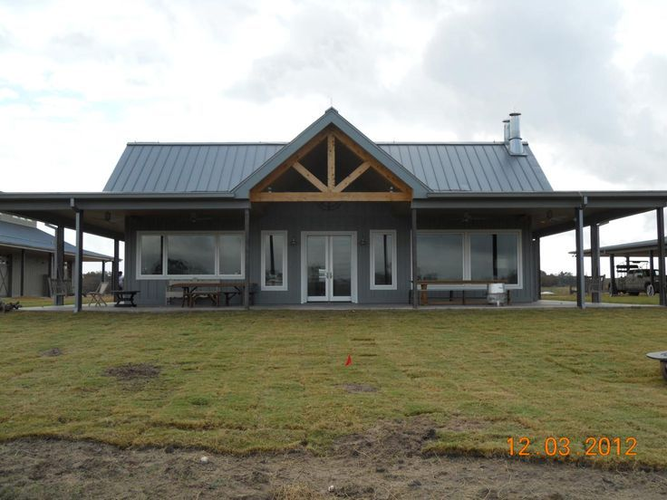 Metal Building Design Ideas steel frame house design ideas pictures remodel and decor page 13 All About Barndominium Floor Plans Benefit Cost Price And Design Metal Building