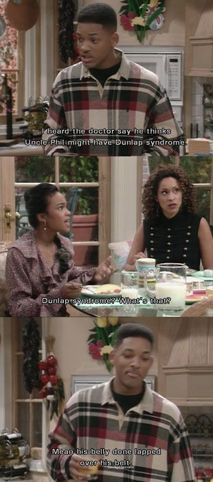 15 Funniest Screencaps From Fresh Prince of Bel Air