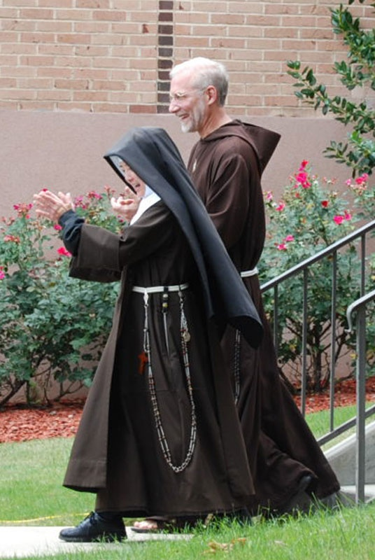 poor clare nuns of perpetual adoration celebrating the