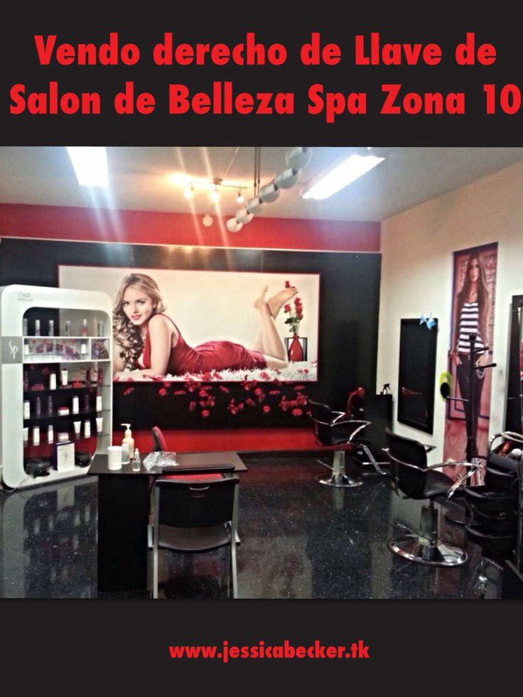 Vendo derecho de llave salon de belleza y spa excelente for Administrar un salon de belleza