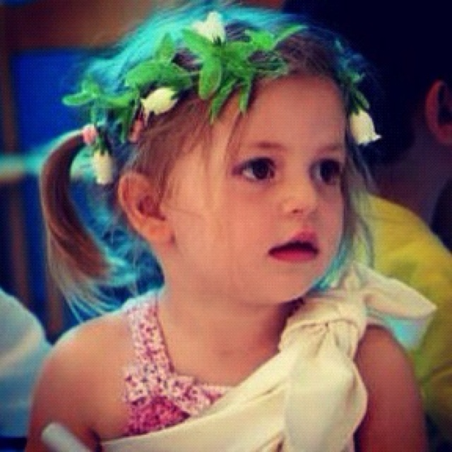 This Angel is my daughter Eva. I am a very proud father.: Angel, My Daughter