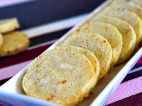 Biscuits apéritif crème et oignon au Thermomix - Cookomix