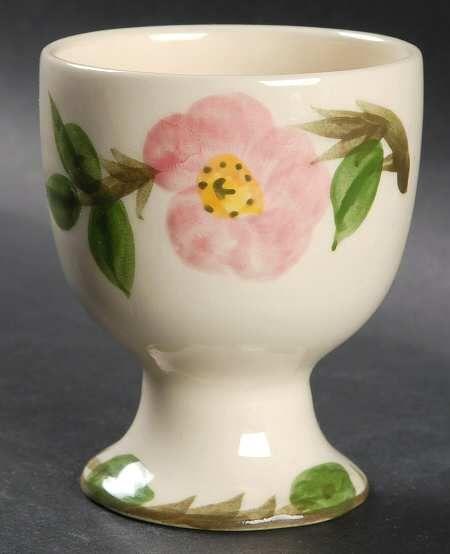 Set of 2 Vintage Franciscan Desert Rose Egg Cups & 81 best Blossom: kitchen Franciscan Desert Rose my collection ...