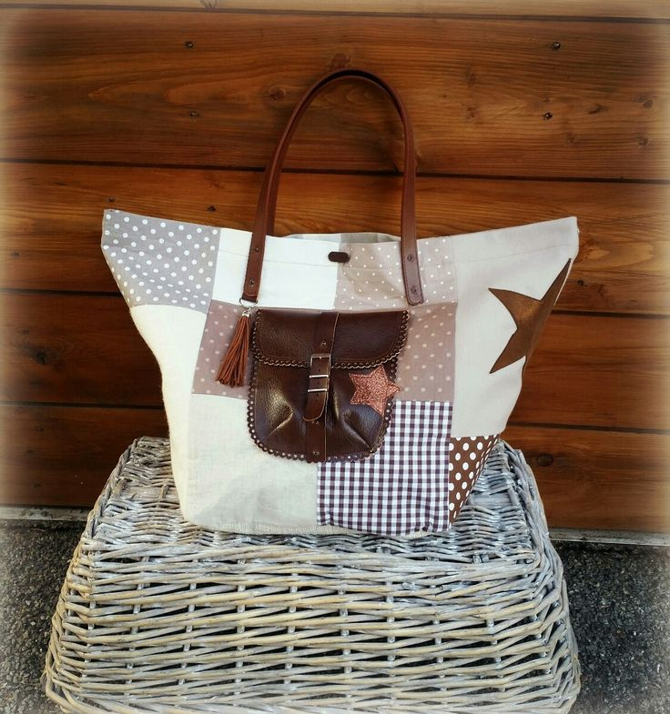 Excited to share the latest addition to my #etsy shop: Sac Cabas - Tote Bag #bagsandpurses #beige #cabas #sac #brown #christmas #boheme #taupe #tendance #patchwork #bag #tote http://etsy.me/2ylWPN7