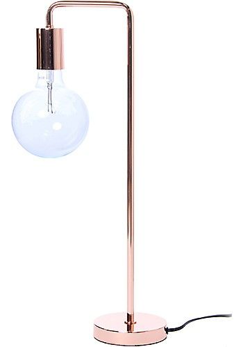 Lampe de table Cool - Cuivre - Frandsen