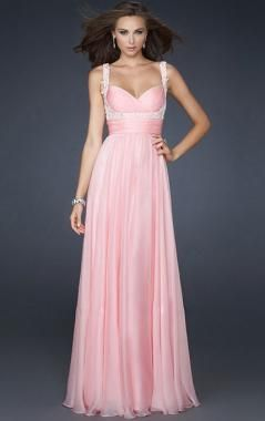 2013 Chiffon A-line Sweetheart Floor-length Prom Dress