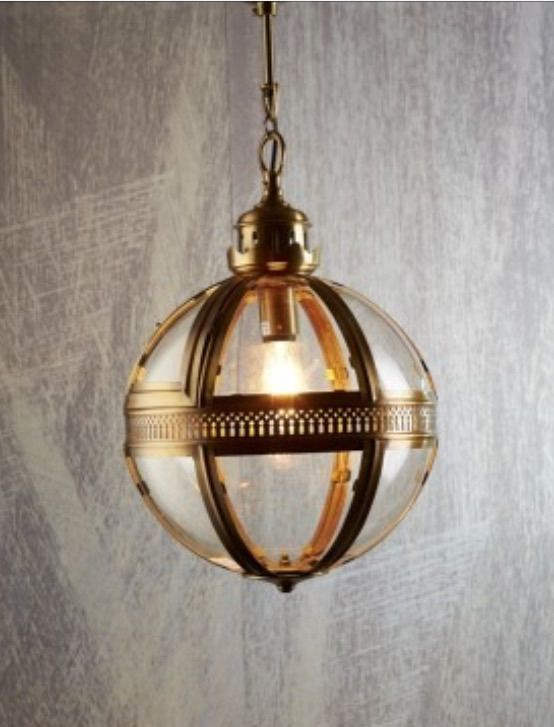 Beautiful pendant lighting for the ensuite maybe or the bedroom, I love this