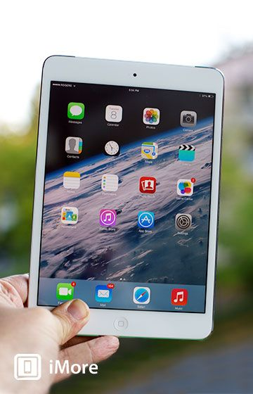 Apple iPad mini offers you easy and convenient way to stay connected to your friends and family constantly.