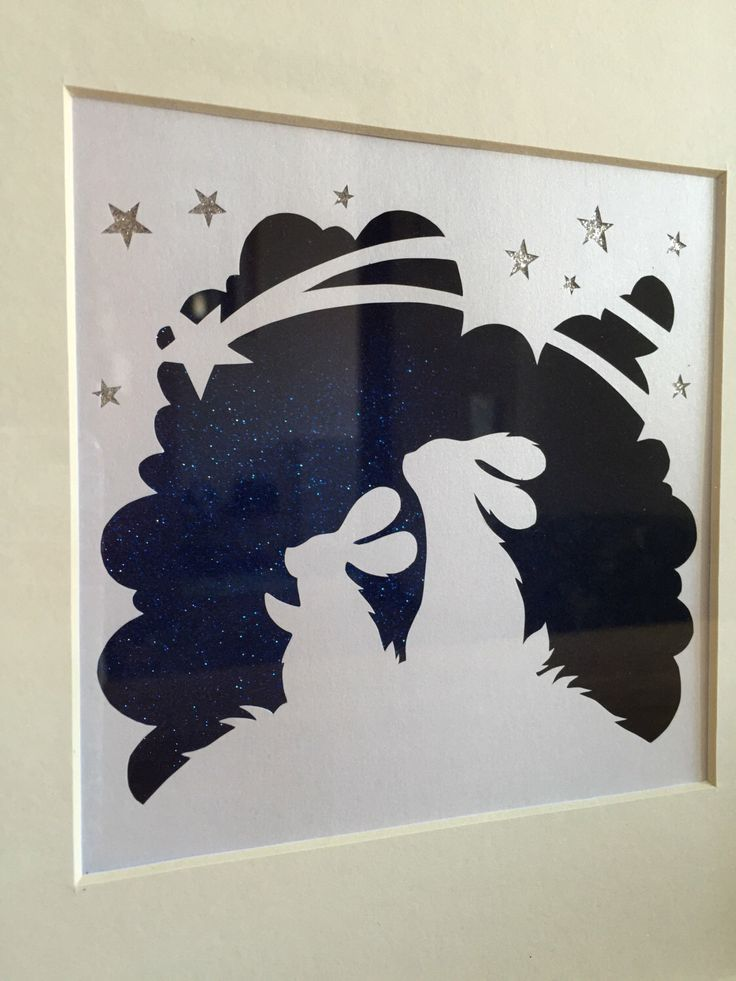 A personal favourite from my Etsy shop https://www.etsy.com/uk/listing/245972629/unusual-baby-gift-papercut-shooting-star