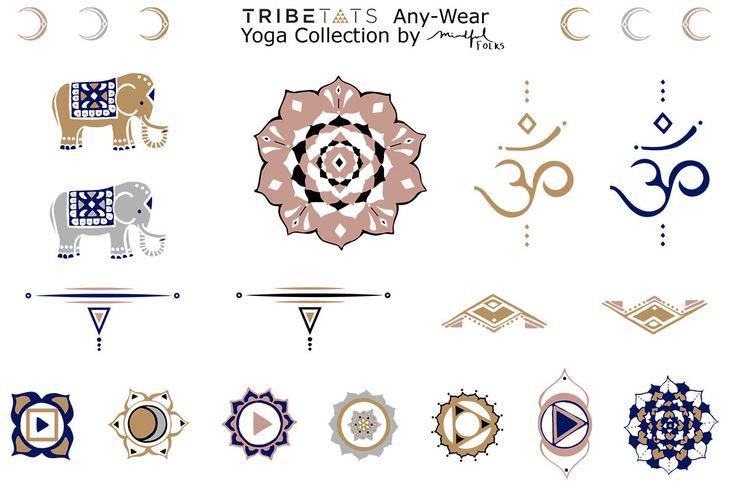 11 best yoga logo images on Pinterest | Yoga logo, Flash tattoos and ...