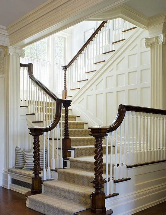 Best 4161 Best Images About Entry Staircase Hallways On 400 x 300