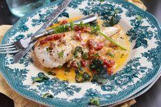 3 Ingrediënten Recept: Romige Zongedroogde Tomaten Kip