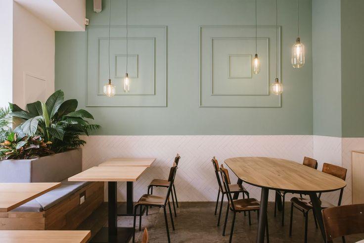 Pixie table for I Cinque Grani, Livorno #restaurant