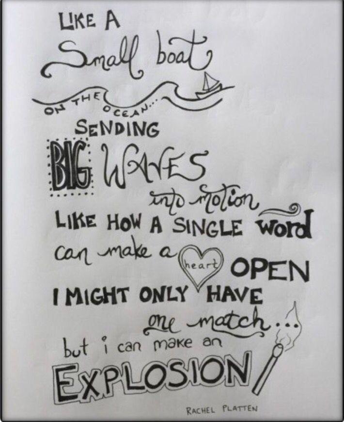 Top Love Song Quotes: Fight Song - Rachel Platten