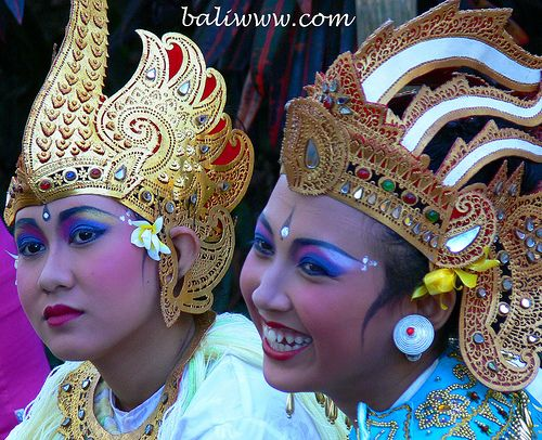 Bali dancer - Indonesia