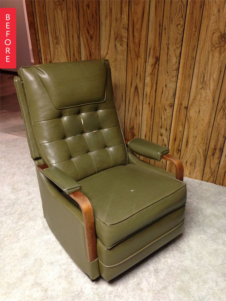 Before & After: A First-Time Upholsterer Tackles a Rocker
