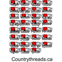 Country Threads