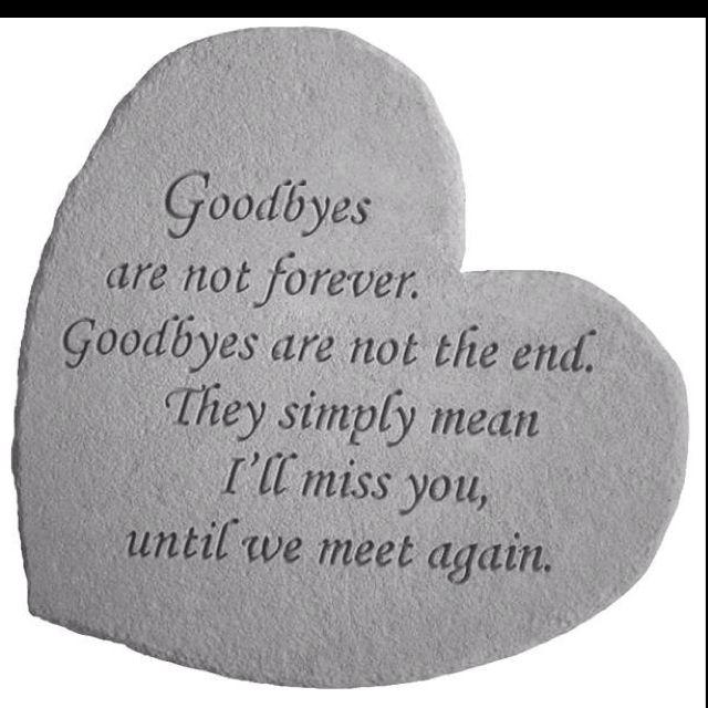 Till we meet again.