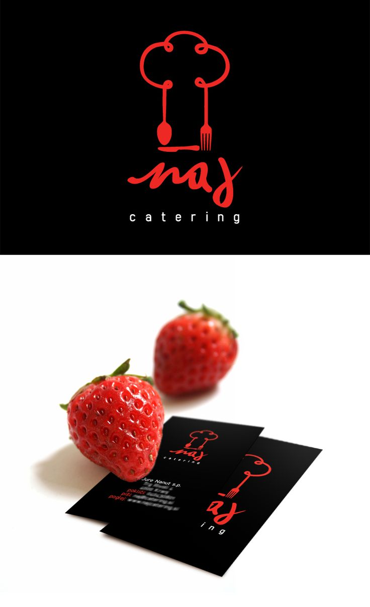 NAJ.catering - Logo by tilq.deviantart.com on @deviantART
