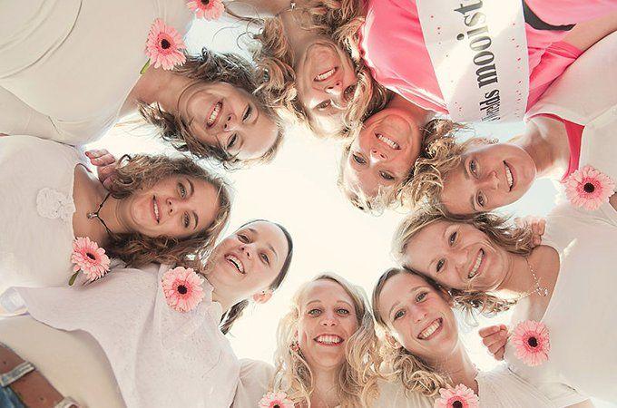 Bachelorette party / Lánybúcsú fotosessie vrijgezellenfeest