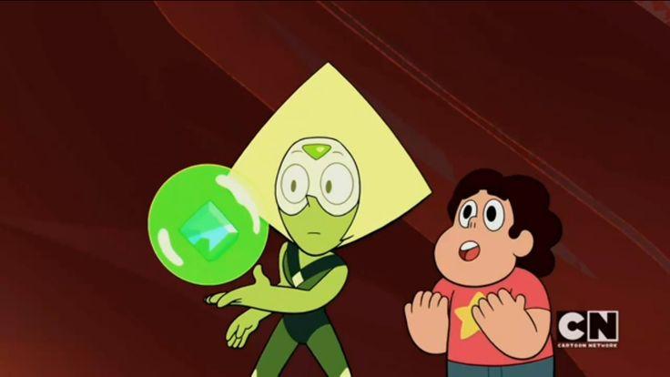 Peridot can bubble!!!! [the kindergarten kid], Steven Universe