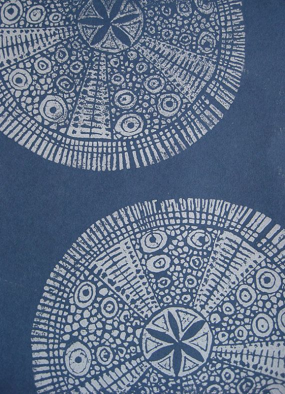sea urchins by nancymdesmond on Etsy