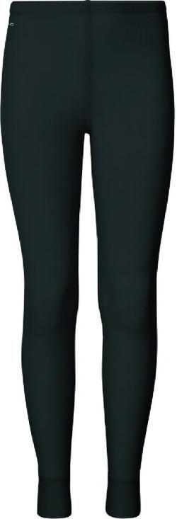 Odlo Midweight Long Underwear Bottoms Black 12 Kids