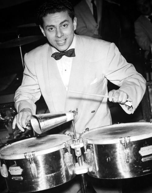Enjoy the music of Tito Puente at #Latin #Jazz Night 4.19 at Blue