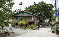 Streets of Koh Phangan