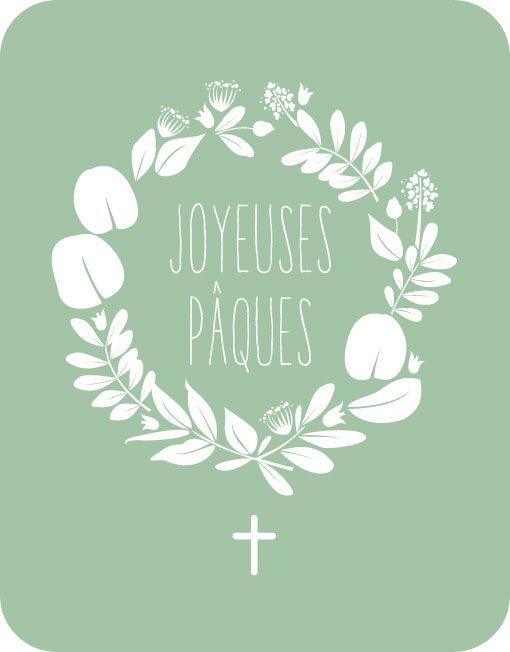 Carte ©Catho Rétro « Joyeuses Pâques » à retrouver sur  http://www.cathoretro.com/produit/carte-catho-retro-joyeuses-paques/ PS : Alleluia il est vivant!  Le E-concept store chrétien www.cathoretro.com
