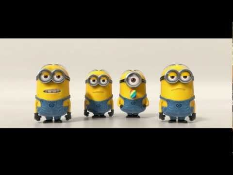 Despicable Me 2 _ Minions Banana Song (2013) - YouTube