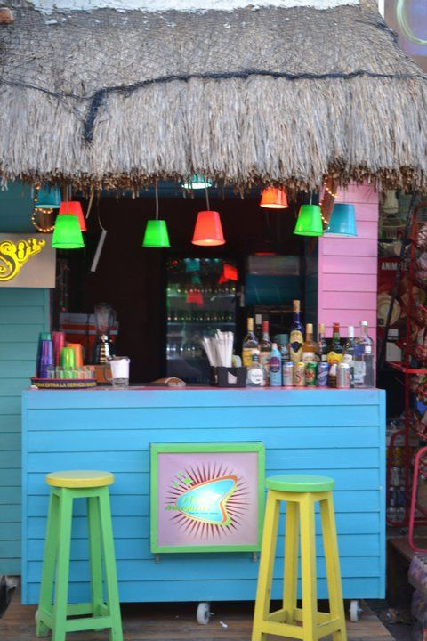 Playa del Carmen~ A city just south of Cancun on the coast of the Caribbean Sea, in the northeast of the Mexican state of Quintana Roo.