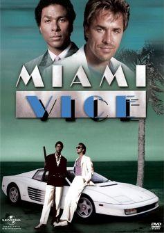 Corrupción en Miami. Serie de TV