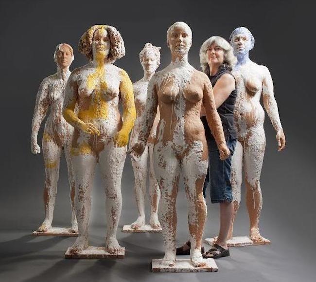 Kathy Venter Gardiner Museum Toronto