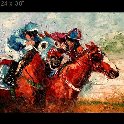 44 best watercolor horseracing pics images on pinterest race horses horses and equine art. Black Bedroom Furniture Sets. Home Design Ideas