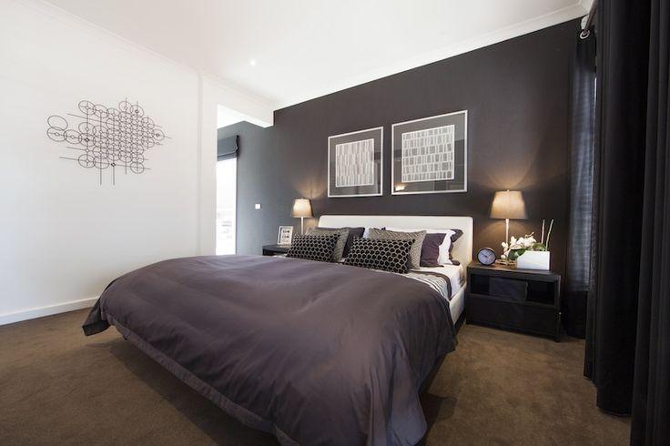 Turin Master bedroom by Simonds Homes #Woodleaestate #Simondshomes #land #houseandland #newlandestate #newhome #bedroom #love